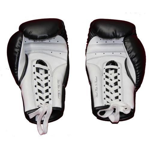 VIKING LACE UP BOXING GLOVES