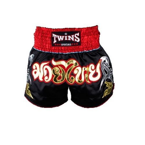 TWINS SPECIAL MUAY THAI SHORTS - NTBS-005