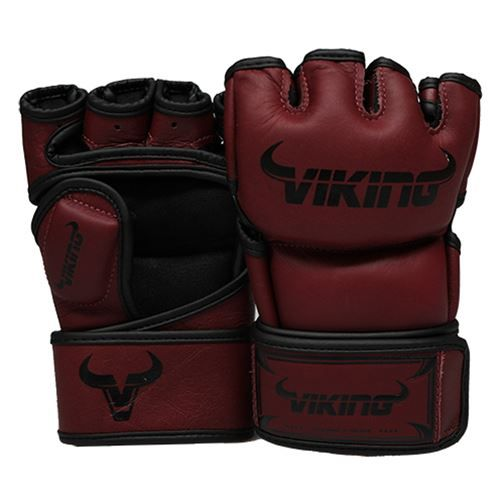 VIKING NORSE KING MMA GLOVES - NAPPA LEATHER