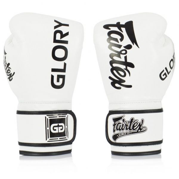 FAIRTEX BGVG1 GLORY HOOK AND LOOP BOXING GLOVES