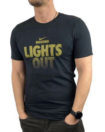 Nike Men's Boxing Lights Out Tee