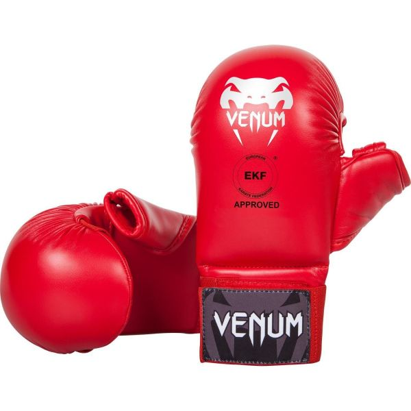 VENUM KARATE MITTS - WITH THUMB PROTECTION