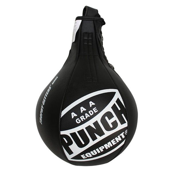 PUNCH TROPHY GETTERS SPEED BALL-Black