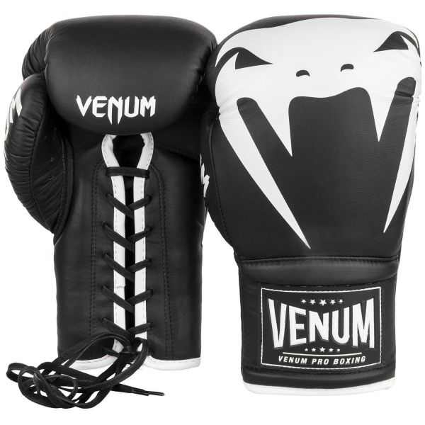 VENUM GIANT 2.0 PRO BOXING GLOVES - WITH LACES