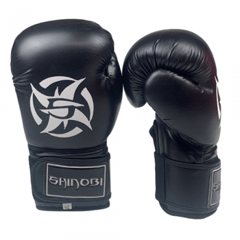 SHINOBI RAVEN BOXING GLOVES