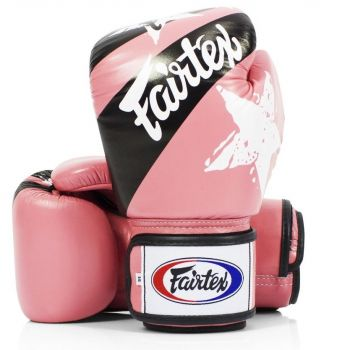 FAIRTEX NATIONS PRINT BOXING GLOVES