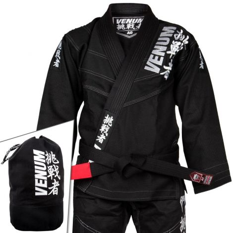 VENUM CHALLENGER 4.0 BJJ GI - (BAG INCLUDED)
