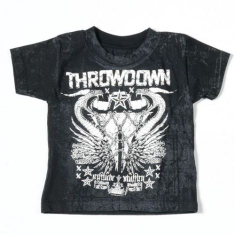 THROWDOWN KIDS/TODDLER SNAKEBITE T-SHIRT