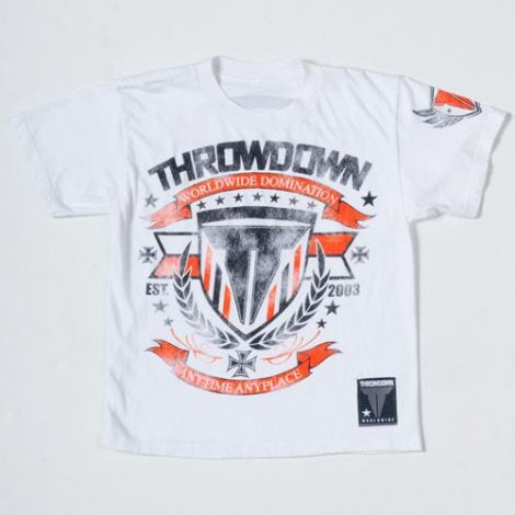 THROWDOWN KIDS/TODDLER ROCK T-SHIRT