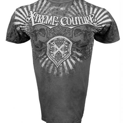 XTREME COUTURE CHOPPER T-SHIRT