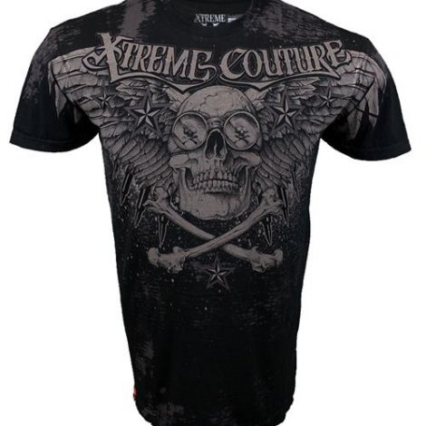 XTREME COUTURE D.O.A T-SHIRT-S