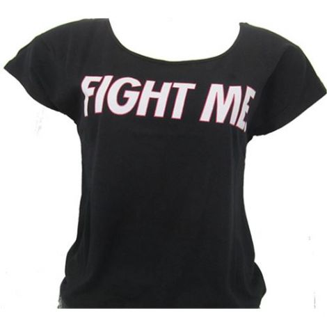 ECKO MMA LADIES FIGHT ME T-SHIRT