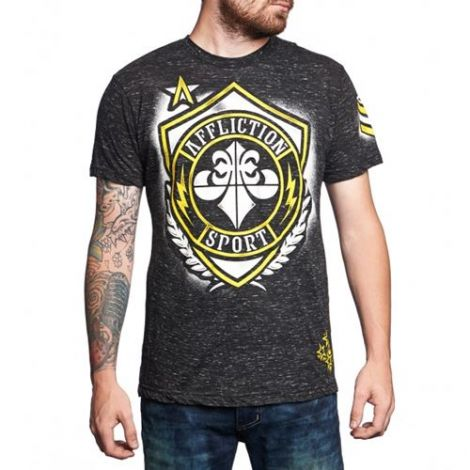 AFFLICTION CUTTHROAT T-SHIRT