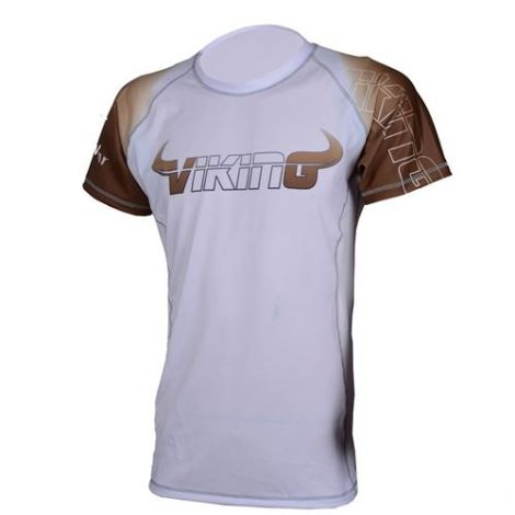 VIKING RANKED RASHGUARD - SHORT SLEEVE