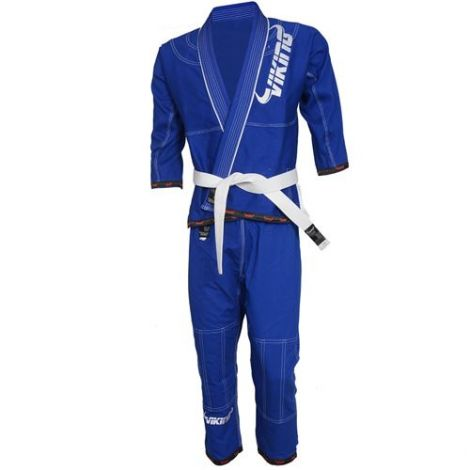 VIKING KIDS BJJ GI-Blue-0