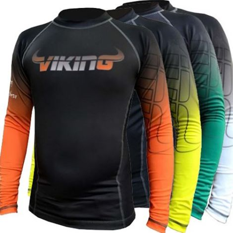 VIKING RANKED RASHGUARD - KIDS - LONG SLEEVE