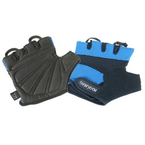 SHINOBI CORTINA WEIGHT LIFTING GLOVES-M