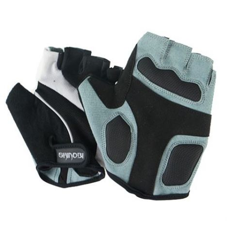 SHINOBI TRAINING WEIGHT LIFTING GLOVES-M