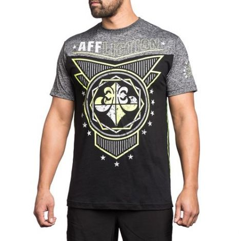 AFFLICTION SPARTAN SPORT T-SHIRT