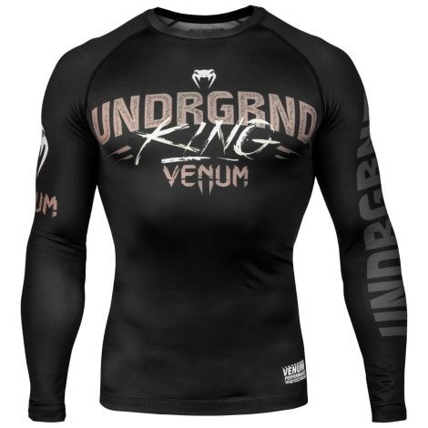 VENUM UNDERGROUND KING RASHGUARD - LONG SLEEVE