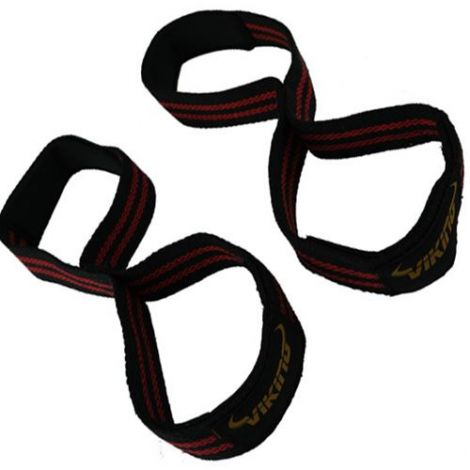 VIKING WEIGHT LIFTING STRAPS FIGURE EIGHT