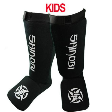 SHINOBI SHIN AND INSTEP GUARDS - KIDS
