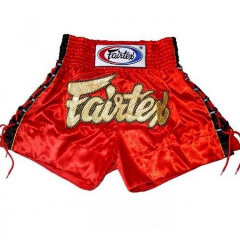 FAIRTEX MUAY THAI KICKBOXING SHORTS - BS0602