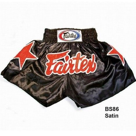 FAIRTEX MUAY THAI SHORTS - BS86