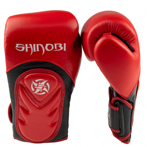SHINOBI INFERNO BOXING GLOVES -12oz