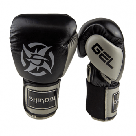 SHINOBI STEALTH BOXING GLOVES-16oz