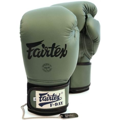 Fairtex Boxing Gloves BGV11 F-Day Limited Edition