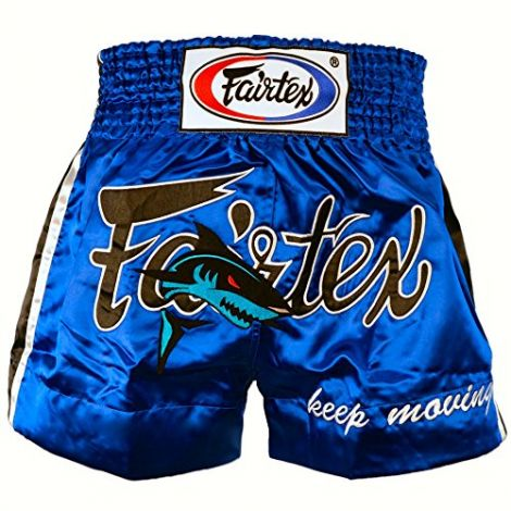 FAIRTEX MUAY THAI SHORTS - KEEP MOVING - BS0645