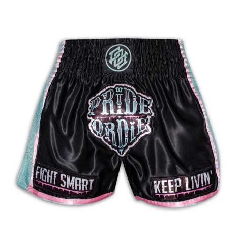 Pride Or Die Z Camp Muay Thai Shorts