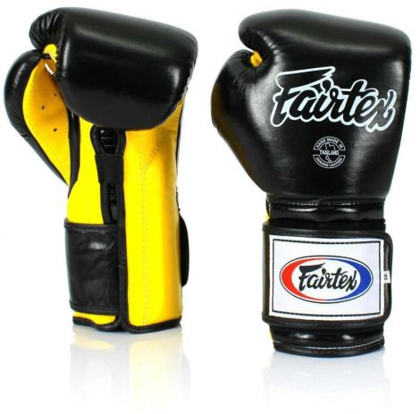 FAIRTEX PRO TRAINING GLOVES MEXICAN STYLE - BGV9