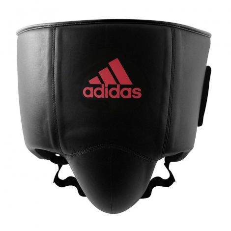 ADIDAS PRO SPEED GROIN GUARD-Black/Red-XS/S