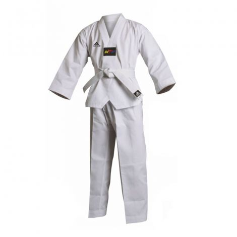 ADIDAS ADI-START TKD UNIFORM JUNIOR-100CM