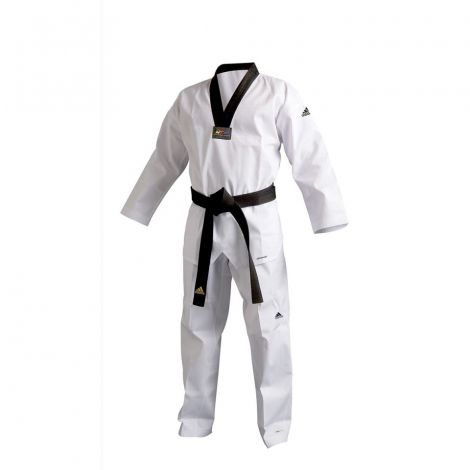 ADIDAS ADI-CHAMP III WT APPROVED TAEKWONDO UNIFORM - SENIOR