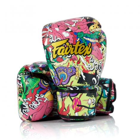 Fairtex Limited Edition Boxing Gloves - URFACE X