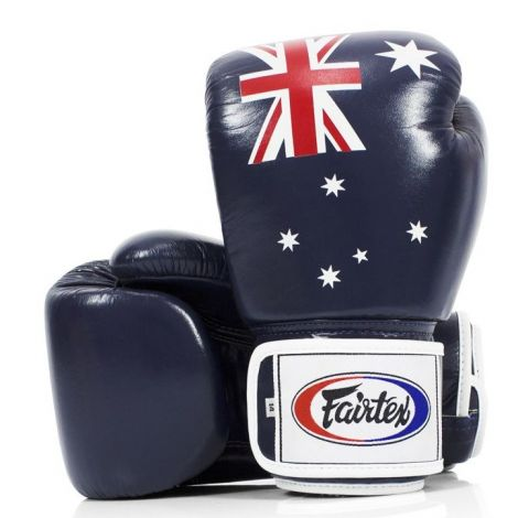 FAIRTEX BOXING GLOVES - AUSTRALIA - LIMITED EDTION
