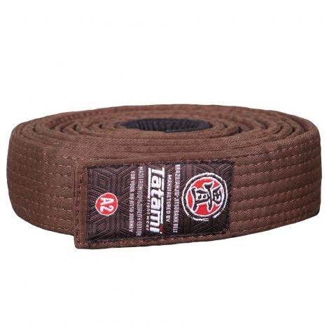 TATAMI BJJ BELT-Brown-A1