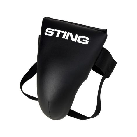 STING COMPETITION LIGHT GROIN GUARD-XL
