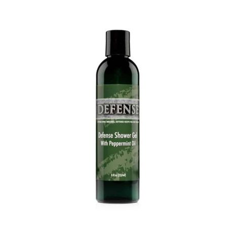 DEFENSE SHOWER GEL - PEPPERMINT