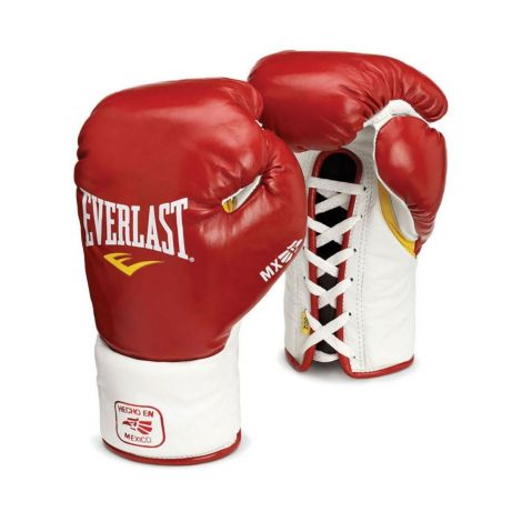 EVERLAST MX FIGHT GLOVE LACE UP