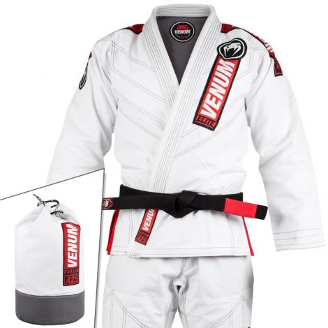 VENUM ELITE 2.0 BJJ GI - (BAG INCLUDED)