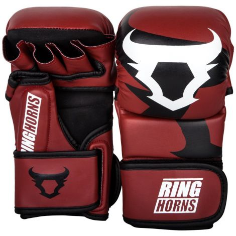 RINGHORNS CHARGER SPARRING GLOVES-Red-S/M
