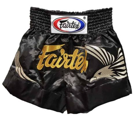 FAIRTEX KING OF THE SKY MUAY THAI SHORTS - BS0657