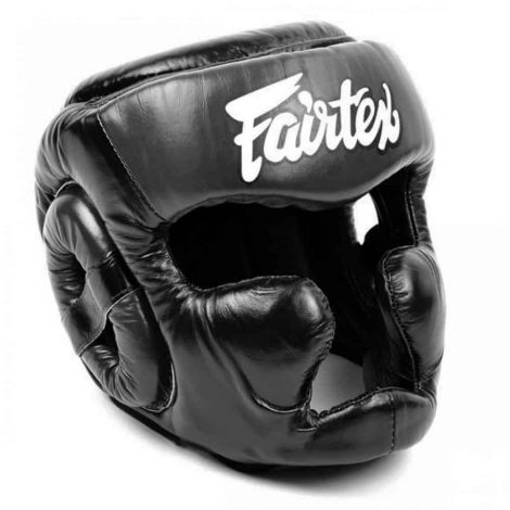 FAIRTEX HG13 DIAGONAL VIEW HEADGEAR - HG13