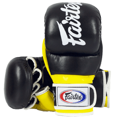 FAIRTEX SUPER SPARRING GRAPPLING GLOVES - FGV18