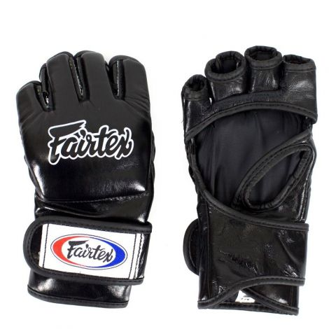 FAIRTEX MMA GLOVES OPEN THUMB - FGV12