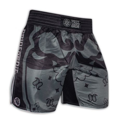 Pride Or Die Ruthless Fightshorts